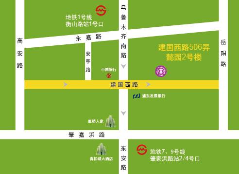 林紫上海地图路线