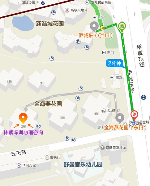 林紫深圳分中心地址