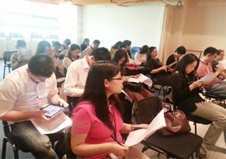 HR沙龙,EAP培训