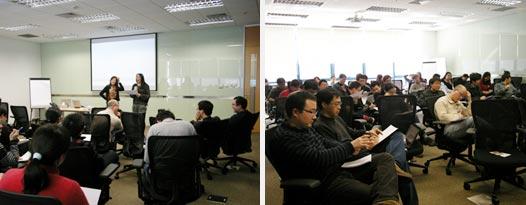 """林紫EAP为某知名软件公司开展""""亲密关系""""培训"""